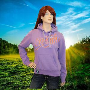 Old Sorrel Hoodie Sweat Shirt, Old Sorrel Kapuzenpulli, Lila, OSWSA Sweater Lady