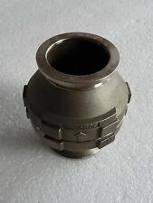 BOC EDWARDS VACUUM STAINLESS STEEL BALL CHECK VALVE EXHAUST KF-40 NW40 FOR PUMP