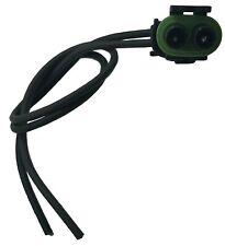 (2) Mixture Control Solenoid Connector Standard S-576 Pigtail Socket Repair