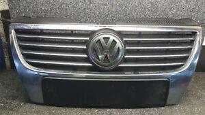 VW PASSAT B6 2005 -2010 FRONT BUMPER RADIATOR GRILL GRILLE 3C0853651AK #N9B0