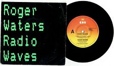 "ROGER WATERS - RADIO WAVES - 7"" 45 VINYL RECORD w PICT SLV - 1987"