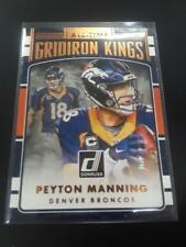 Peyton Manning 2016 Donruss All-Time Gridiron Kings #26 Denver Broncos Colts M1