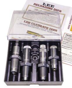 Lee 90738 Ultimate Rifle 4 Die Set 300 Win Mag