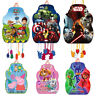 Kids Characters Pull String PINATA Birthday Party Toys Marvel, Peppa, Star Wars