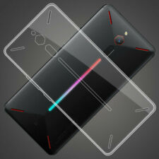 For ZTE Nubia Play Red Magic 5G 5S 3 / 3S / Mars Clear Soft Gel Back Cover Case