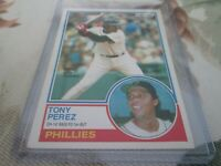 1983 OPC / 355 TONY PEREZ PHILADELPHIA PHILLIES