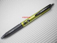 Uni-Ball SN-201PT Power Tank 0.7mm Retractable Ballpoint Pen, Yellow (Black Ink)