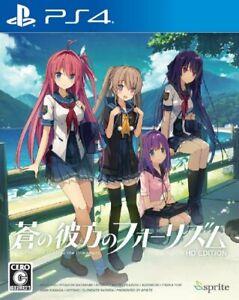 Ao no Kanata no Four Rhythm HD EDITION Sony PS4 Games From Japan Tracking# USED
