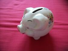 Pot pig money bank