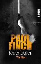 Feuerläufer ► Paul Finch (2017, Taschenbuch)  ►►►UNGELESEN