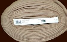 NEW ON BOLT SOLID LATTE BROWN FLEECE FABRIC MATERIAL SOLD BY THE YARD 60X36""
