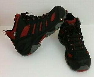 Size 10.5 - Merrell J35191 Strongfield Mid Waterproof Composite Toe Work Boots