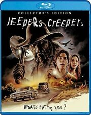 Jeepers Creepers (Collector's Edition) - 2 DISC SET (2016, REGION A Blu-ray New)
