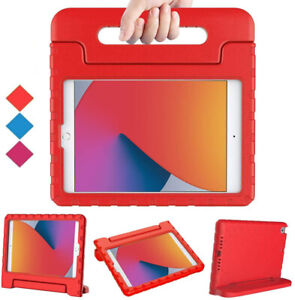 Kids Shockproof Heavy Duty Tough Case Cover for iPad Pro Air Mini 3 4 5 Children