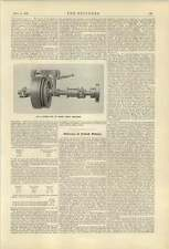 1921 Ronald Trist Safety Device For Oil Furnaces