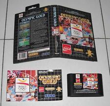 Sega Mega Drive OLYMPIC GOLD BARCELONA 92 - ITA PAL Olimpiadi Megadrive 1992