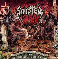 Sinister-The Silent Howling-CD - 200588
