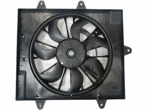 For 2004-2005 Chrysler PT Cruiser Radiator Fan Assembly TYC 78892NS Turbocharged