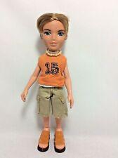 """2002 Handsome Bratz Boy Doll 10"""" - Don'T Know Name"""
