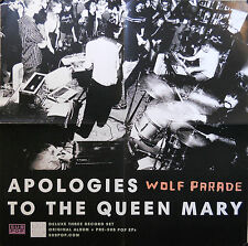 WOLF PARADE, APOLOGIES TO THE QUEEN MARY POSTER (I2)