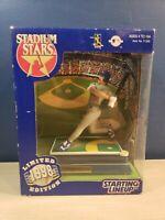 MIKE PIAZZA DODGERS 1998 STADIUM STARS STARTING LINEUP BASEBALL SLU MLB