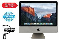 "Apple iMac 20"" Core 2 Duo C2D 2.66GHz 4GB 320GB HDD MB324LL/A 2008"