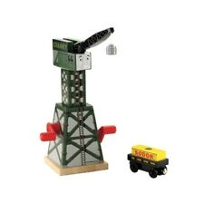 Thomas and friends Wooden Railway Cranky the crane