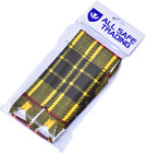 New Scottish Macleod of Lewis Tartan Kilt Highland Kilt Hose Flashes  (Pair)