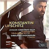 Bach - Musical Offering; Frescobaldi - (3) Toccatas, , Audio CD, New, FREE & Fas
