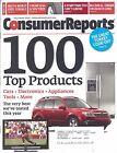 Consumer Reports Magazine November 2008 Cars Cereals Tires Tools Appliances photo
