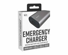 Kit Premium Emergency Charger 6000mAh