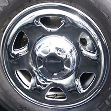 "2008-2012 Ford Escape 16"" Chrome Wheel Skins Covers Hubcaps 687P-C Set of 4 NEW"