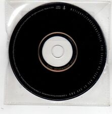 (FV625) Motion Picture Soundtrack, The Shapes We Fear Are Of Our Own- 2008 DJ CD