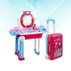 Trolley Case Children Educational Toys Kids Plaything Pretend Toy