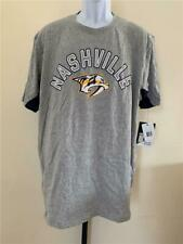 New Nashville Predators Mens Size 2XL Gray Hands High Shirt