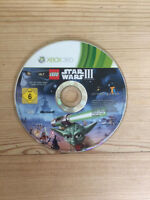 Lego Star Wars III (3) The Clone Wars for Xbox 360 *Disc Only*