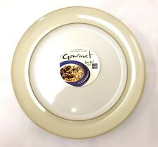 ~Denby Linen Gourmet Plate - Brand New with Tags - Discontinued Item