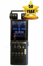 Techerific DeciVibe 16GB Cellphone & Landline Digital Voice & Audio Recorder NIB