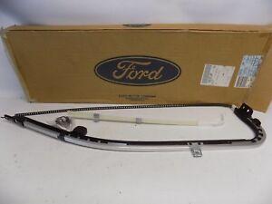 New OEM 1992-1993 Ford Mercury Passive Restraint Seat Track Right Hand Side RH