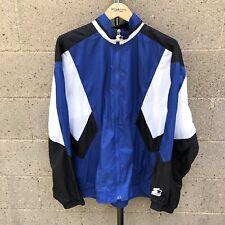Vintage Starter Windbreaker Jacket Size Large