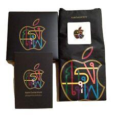 Apple  Store  Bangkok Thailand Open Memorial  Tote Bag Sticker leaflet Set New