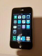 APPLE IPHONE 3G 8GO NOIR 8GB. Collection (Désimlocké) Fonctionne impeccablement