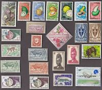 25 All Different CAMEROUN  Stamps