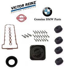 BMW Z4 E90 325i 330i 330xi E60 525i 530i 530xi Kit Valve Cover Gasket Bolt Cap