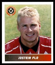 Panini Football League 96 - Jostein Flo Sheffield United No. 237