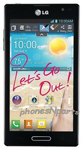 """<Metro PCS> LG Optimus L9 P769 Android Smartphone 3G/4G 4.5"""" Touch Screen 5MP"""