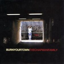 The Chapman Family - Burn Your Town NEW SEALED DIGIPAK