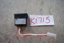 Red Lion Temporizador eléctrico CUB37310 0.1 a 99999.9 horas Stock #K1715