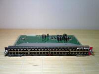 Cisco WS-X4148-RJ 48x RJ-45 Modul f. Catalyst 4500