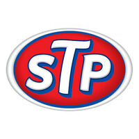 "STP vinyl cut sticker decal 18"" (full color)"